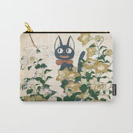 Jiji from Kiki's delivery service vintage japanese mashup Carry-All Pouch