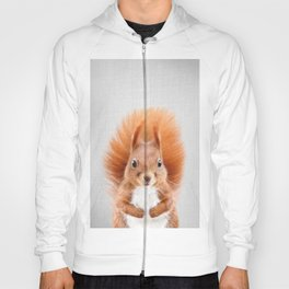 Squirrel 2 - Colorful Hoody