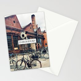 Old Factory  Stationery Cards
