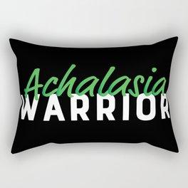 Achalasia Warrrior Rectangular Pillow