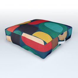 Miles and miles Outdoor Floor Cushion
