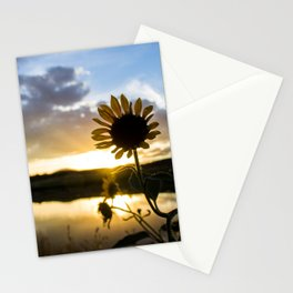 Sunflower Sunset Stationery Cards