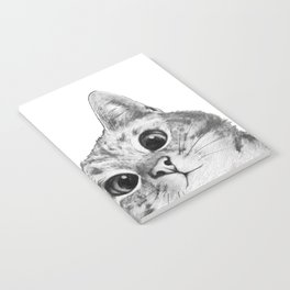 sneaky cat Notebook