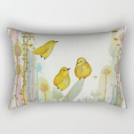 mes tous petits Rectangular Pillow
