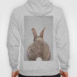 Rabbit Tail - Colorful Hoodie