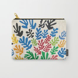 Leaf Cutouts by Henri Matisse (1953) Carry-All Pouch