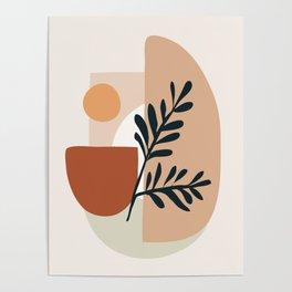 Geometric Shapes Poster