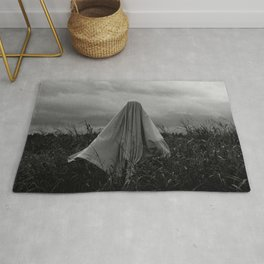 Ghost in the Field - Wide Rug