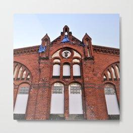 Old Slaughterhouse - Eastberlin Metal Print