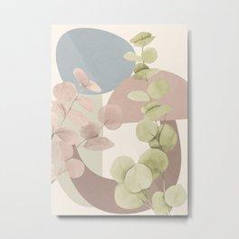 Elegant Shapes 17 Metal Print