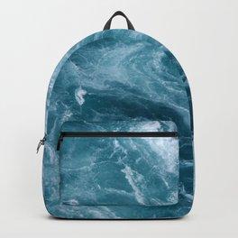 Ocean Storm | Classic Blue Backpack
