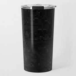 Midnight Camo: NWU Black-Dominant Travel Mug