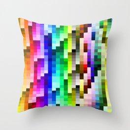STENDHAL SYNDROME Throw Pillow