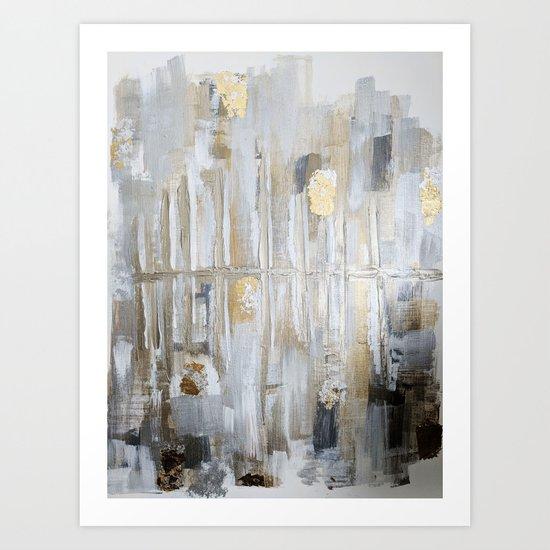 Metallic Abstract by melaniab