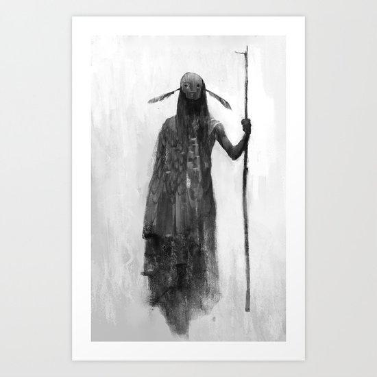Native Spirit by kinfables