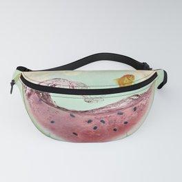 watermelon goldfish 02 Fanny Pack