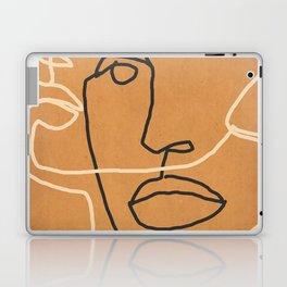 Abstract Face 6 Laptop & iPad Skin
