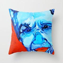 Ometeotl en el Cielo Chavela Vargas Throw Pillow