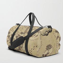 The Wizard world of Hogwarts Duffle Bag