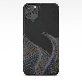 Ocean Lines iPhone Case