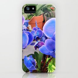 Delicate Blooms iPhone Case