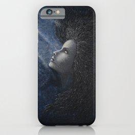 Atma Bala (Inner Strength) iPhone Case