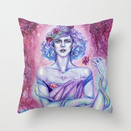 Ophiuchus Throw Pillow