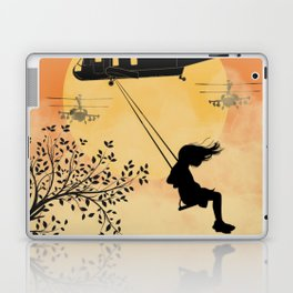 Nothing has changed Laptop & iPad Skin