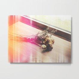 Full of Life (Flowers) Metal Print