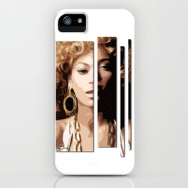 Knowles iPhone Case