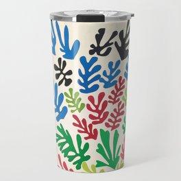 Leaf Cutouts by Henri Matisse (1953) Travel Mug