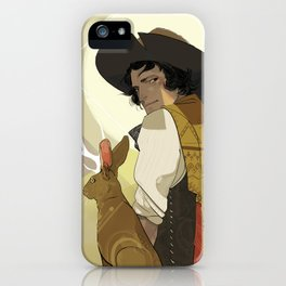 Velez iPhone Case