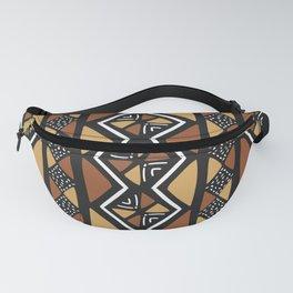 African mud cloth Mali Fanny Pack