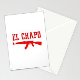 EL CHAPO Stationery Cards