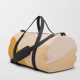 Morning Mountain Bliss Duffle Bag