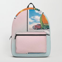 Eat a Peach by The Allman Brothers Band Backpack