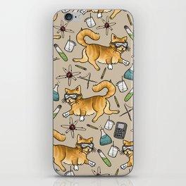 STEM Cats iPhone Skin