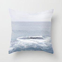 Rock #6 Throw Pillow