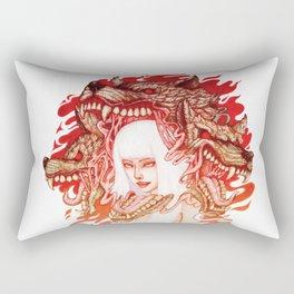 GUARDIAN OF THE HELL GATE Rectangular Pillow