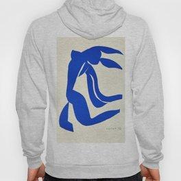 Blue Nude Dancing - Henri Matisse Hoody