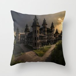 Unfinished Dreams Throw Pillow