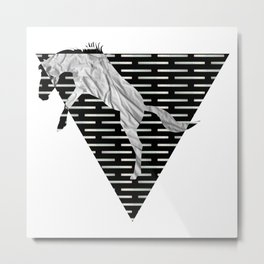 year of the horse: part 4 Metal Print