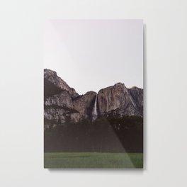 Yosemite Falls IV Metal Print