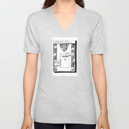 I have a Love-Hate Relationship with Money / 1995: The Booth Philosopher Series Unisex V-Neck