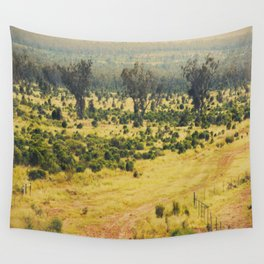 Down Wall Tapestry
