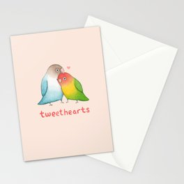 Tweethearts Stationery Cards