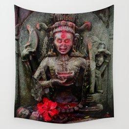 Hindu Kali 14 Wall Tapestry