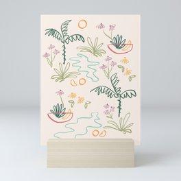 Days of Summer no.2 Mini Art Print