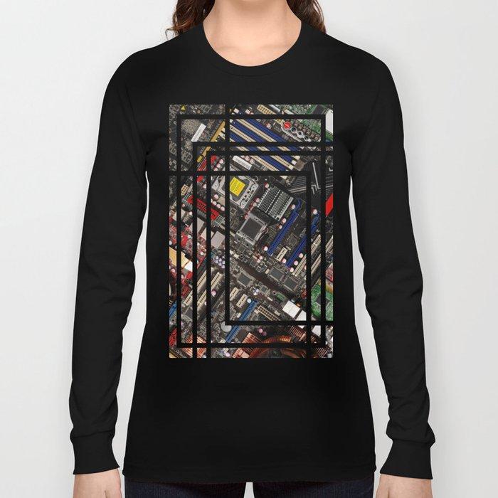 Computer boards Long Sleeve T-shirt