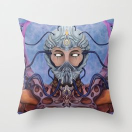 The Unknown Meaning of the Journey Throw Pillow